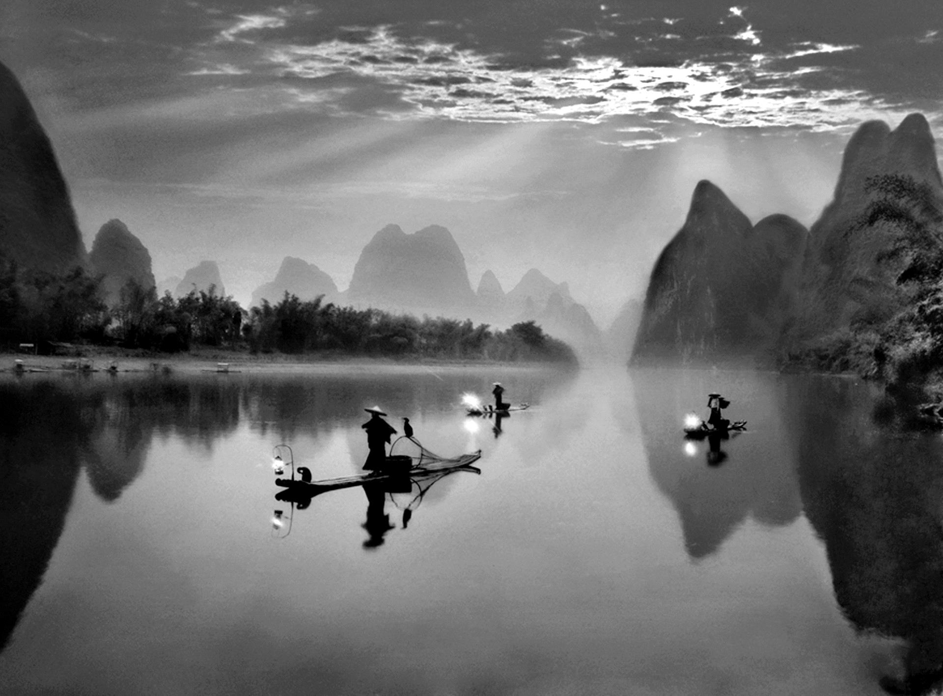 DIPA Merit Award - Tong Hu (China)  Luiang  Morning