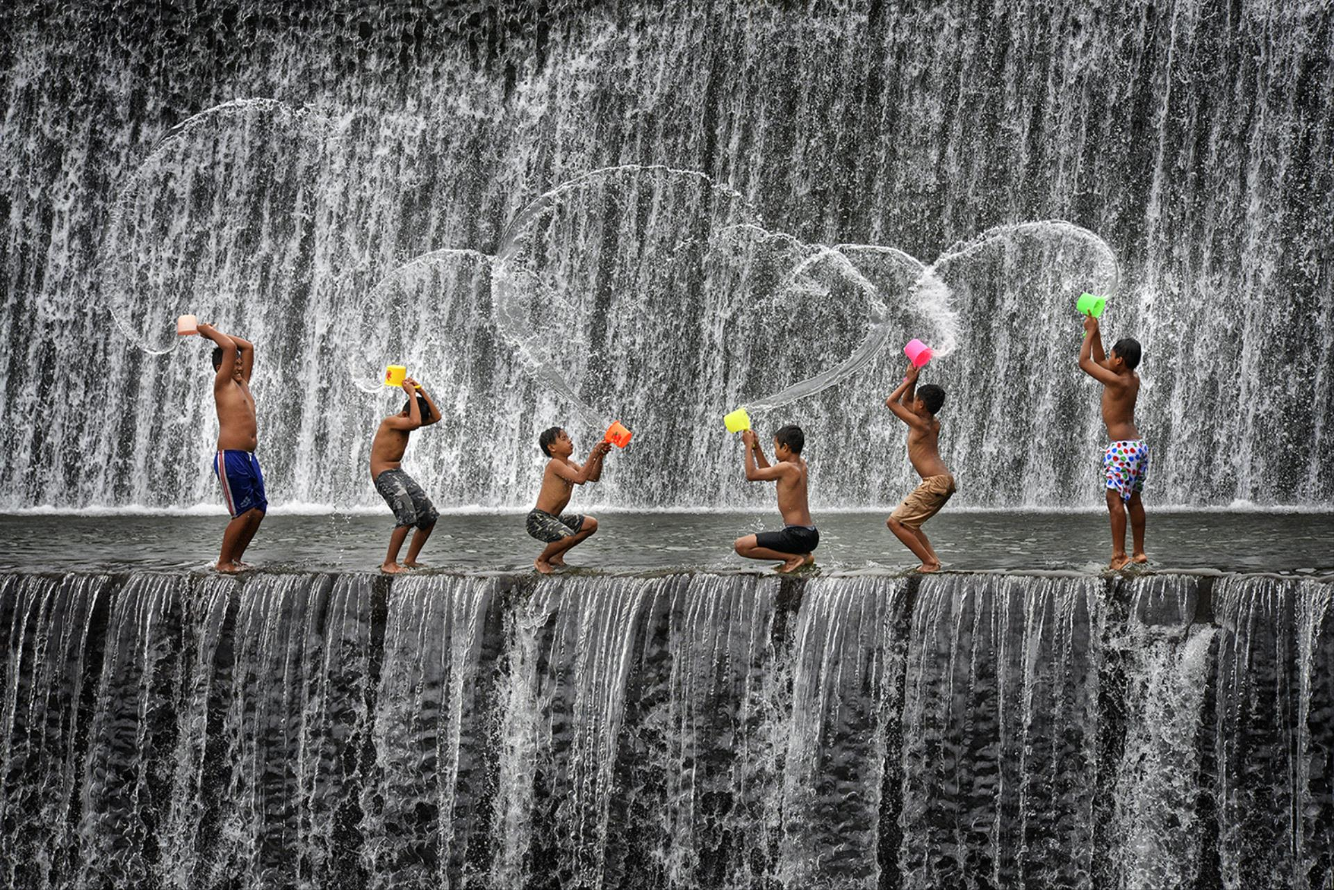 PSA HM Ribbons - Raymond Seh-Guan Goh (Singapore)  Tunkud Unda Splash