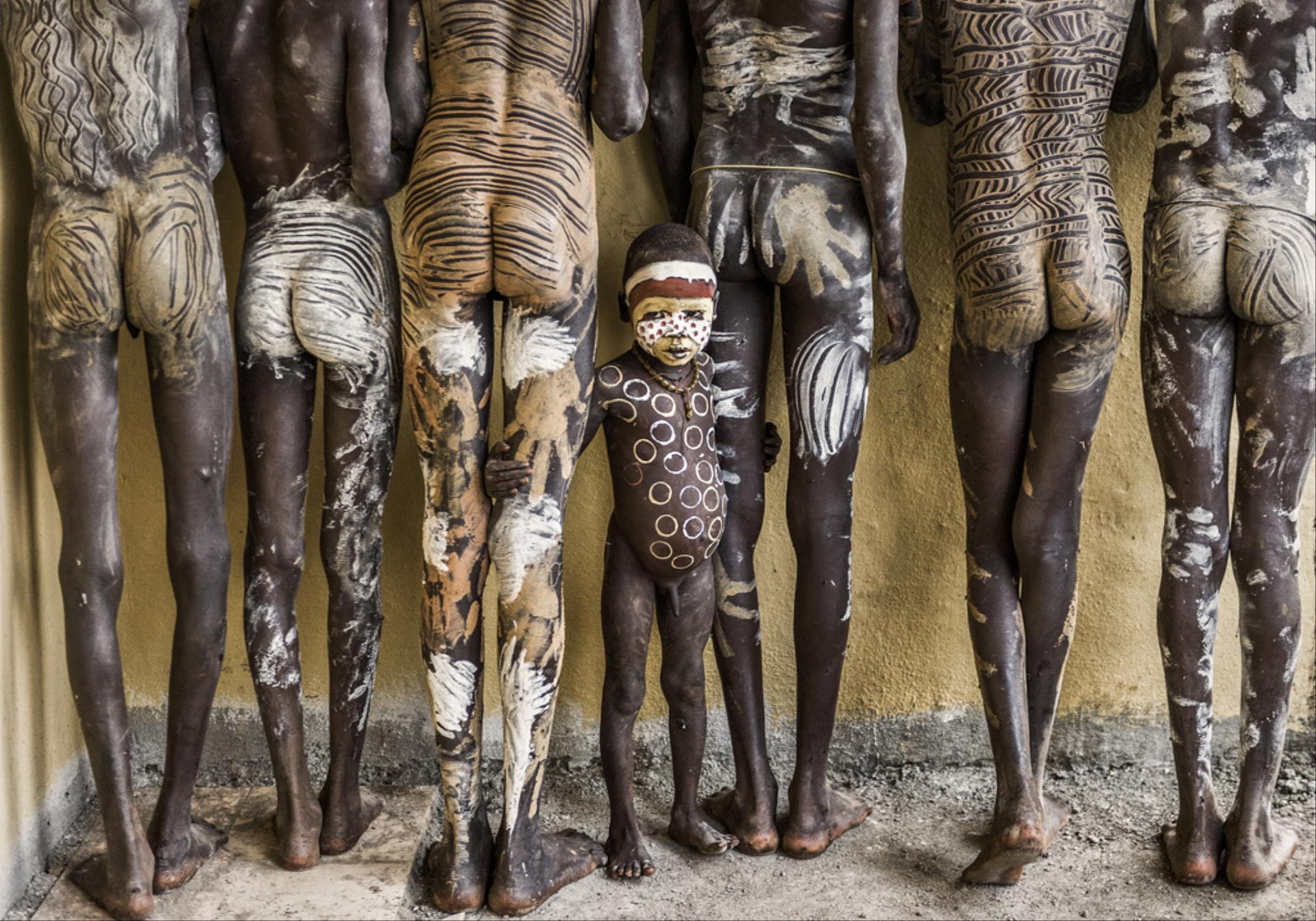 RPS Gold Medal - Xiaolian Zhang (China) <br /> Africian Child