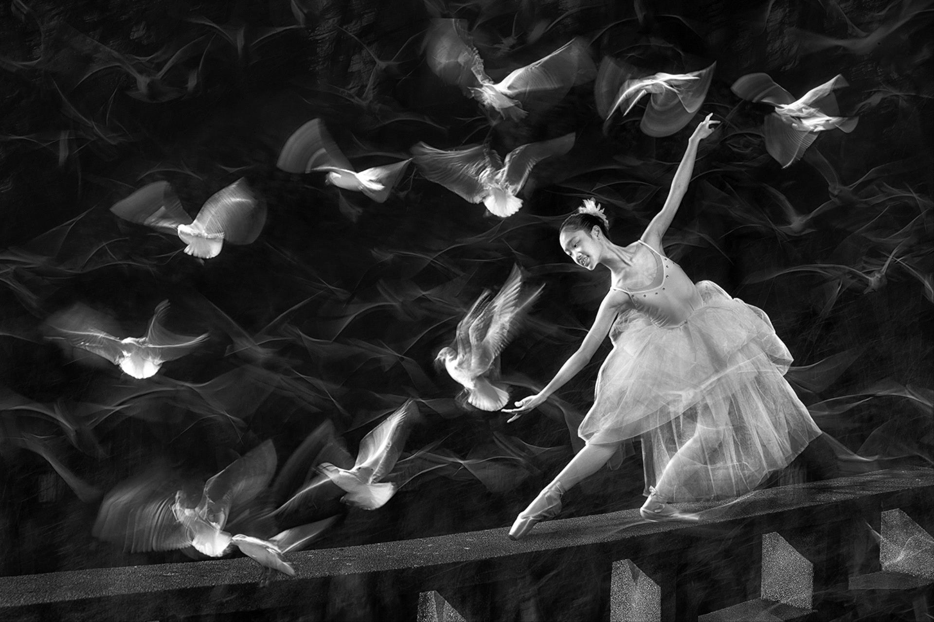 PSA Gold Medal - Hiu Wan Yeung (Hong Kong) <br /> Dance