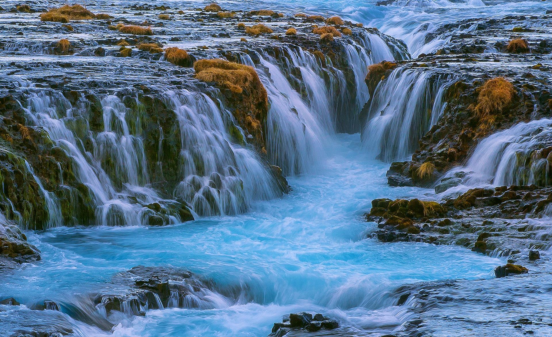 RPS Ribbons - Hiu Wan Yeung (Hong Kong)  Bruarfoss Waterfall