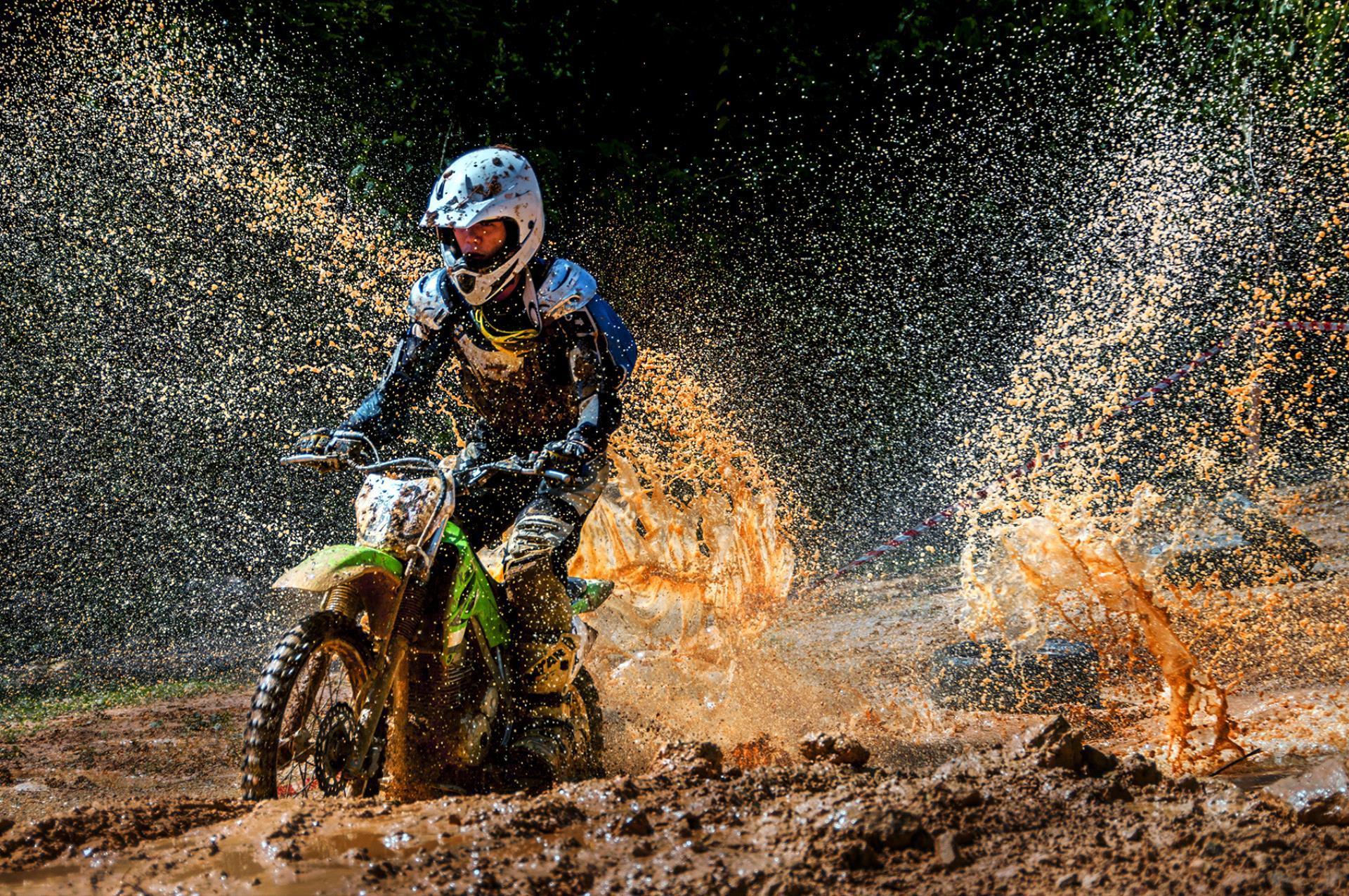 IUP HM - Lin Kuw Ming (Malaysia)  Motorbike Sports