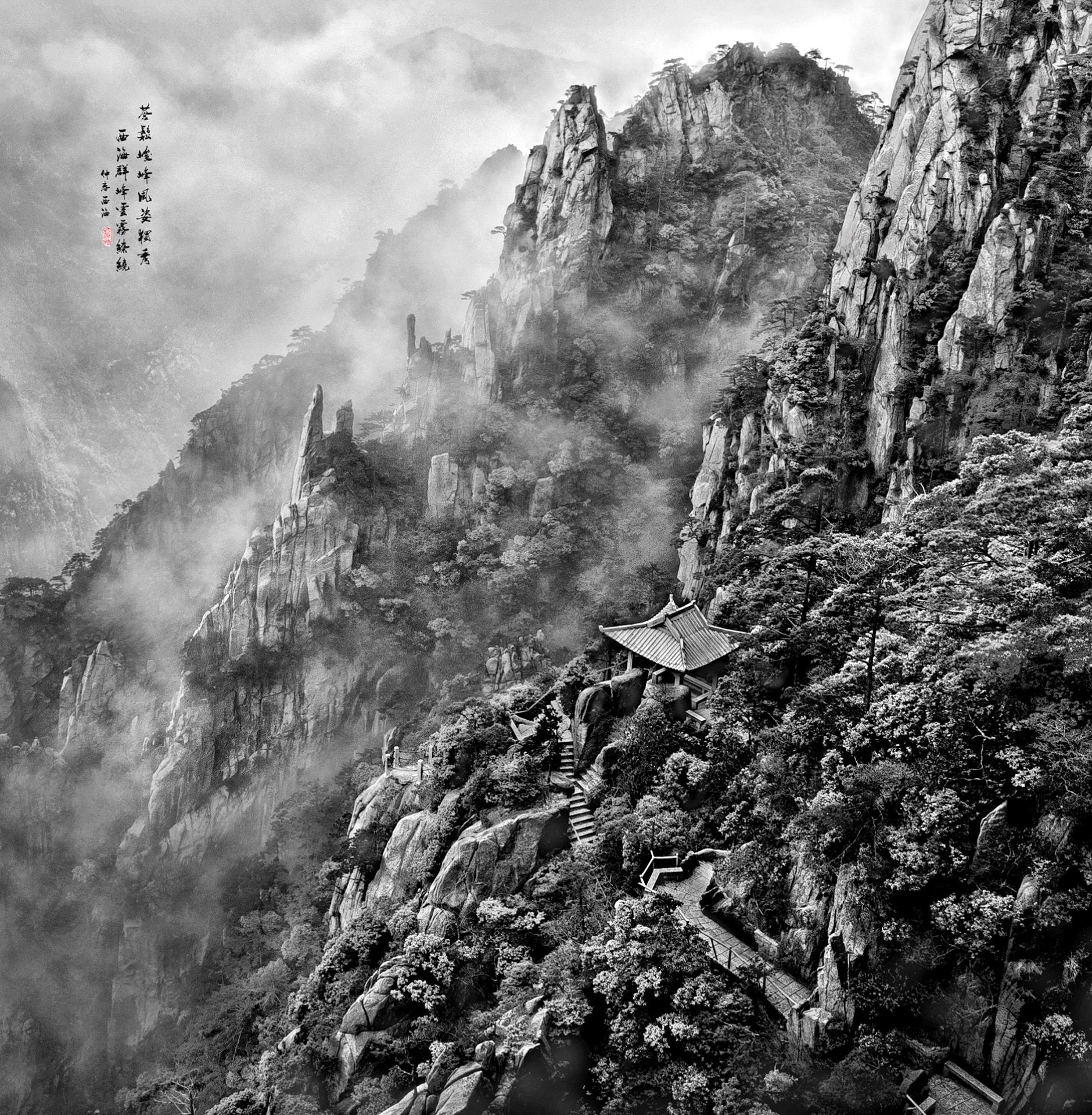 DIPA Merit Award - Song Chuan Tan (Malaysia)  Fogged The Mountain