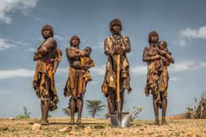 APAS Honor Mention e-certificate - Beimeng Liu (China) <br /> African Tribal People 4