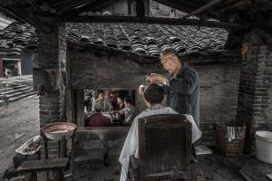 DIPC Merit Award e-certificate - Xiao Xiao (China) <br /> Having A Haircut