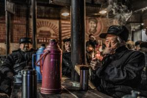 DIPC Silver Medal - Zhesheng Zhuang (China)  Life At Teahouse 8
