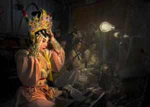 DIPC Bronze Medal - Tan Tong Toon (Malaysia) <br /> Chinese Opera