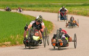 APAS Honor Mention e-certificate - Wolfgang Habringer (Austria) <br /> 3 Paracycling 04