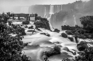 PSA HM Ribbons - Xinxin Chen (China) <br /> Iguassu Falls-M