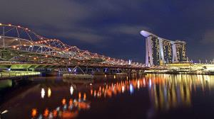 PhotoVivo Honor Mention e-certificate - Tat Seng Ong (Malaysia) <br /> Singapore Scenery