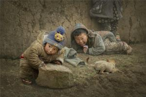 DIPC Merit Award e-certificate - Yongming Liu (China)  The Joys Of Childhood