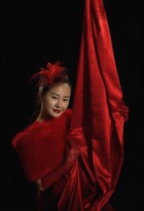 DIPC Silver Medal - Tew-Hua Voo (Singapore) <br /> Lixin Red Fur